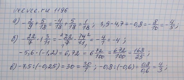 Математика. 6 класс. Учебник. Наум виленкин, владимир жохов.