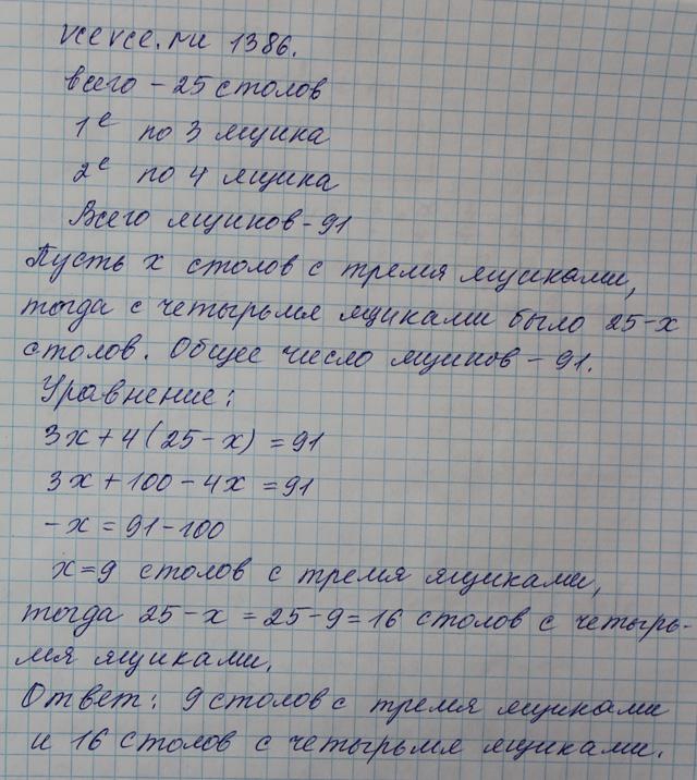 Спиши готовые домашние задания по математике 6 класс виленкин