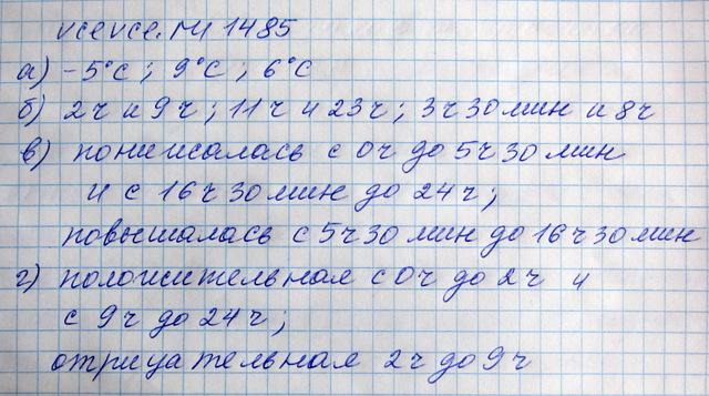 5 класс решебник по математике 6 класс виленкин.